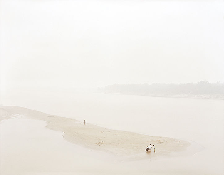 It's Nice That  Zhang Kechun encapsulates the oblivion of China's mysterious Yellow River