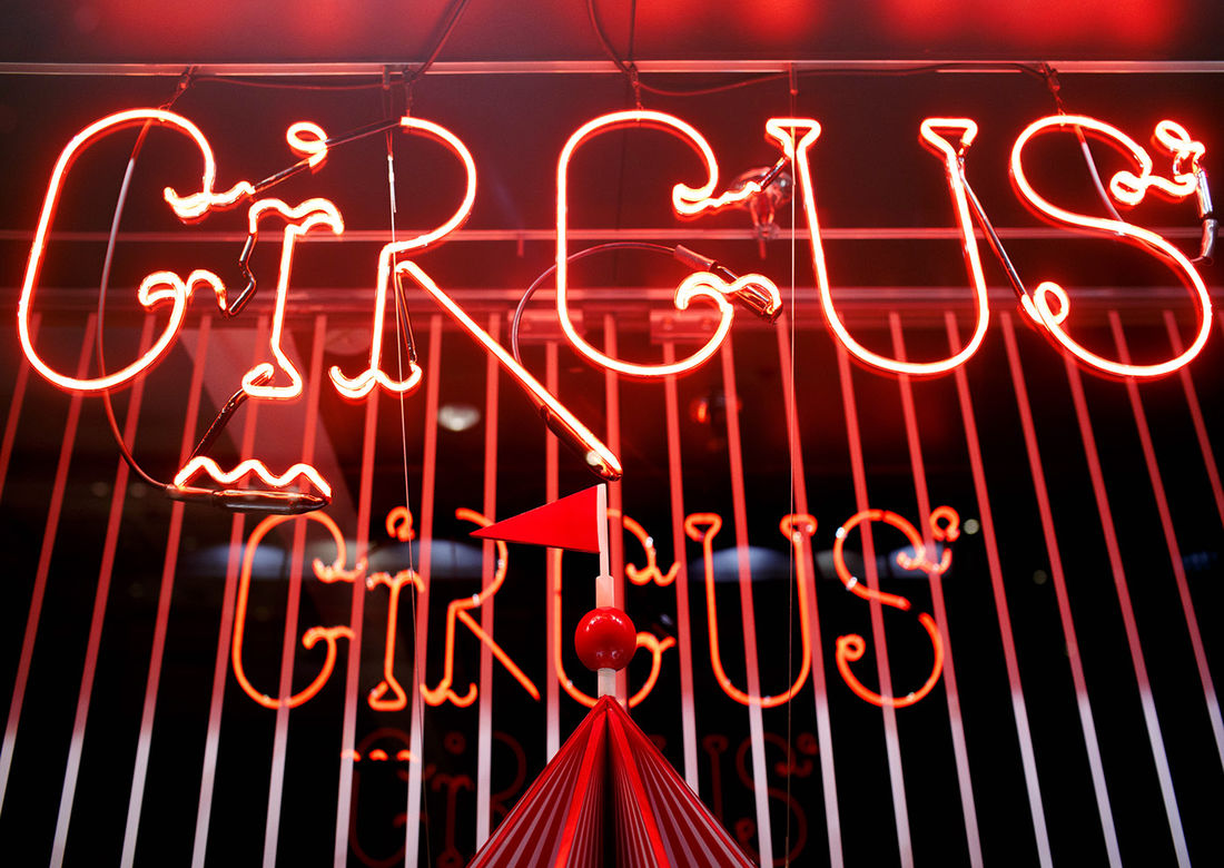 Bergerson Circus on Behance