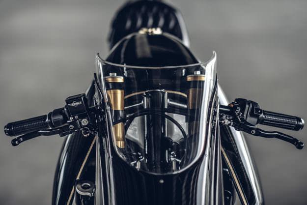 Rough Crafts x MV Agusta: Ballistic Trident  Bike EXIF