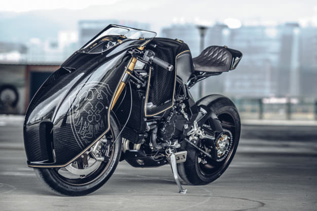 Rough Crafts x MV Agusta: Ballistic Trident  Bike EXIF