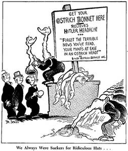 Dr. Seuss was not even in the general vicinity of fucking around - Album on Imgur
