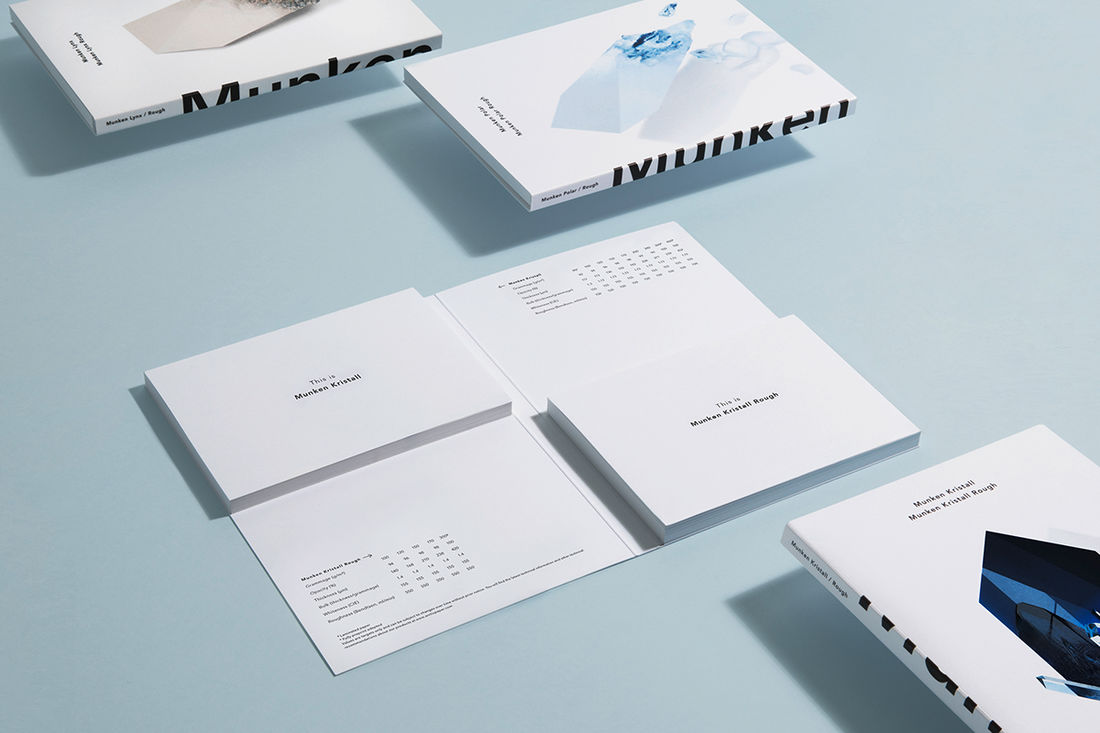 ARCTIC PAPER/Munken on Behance