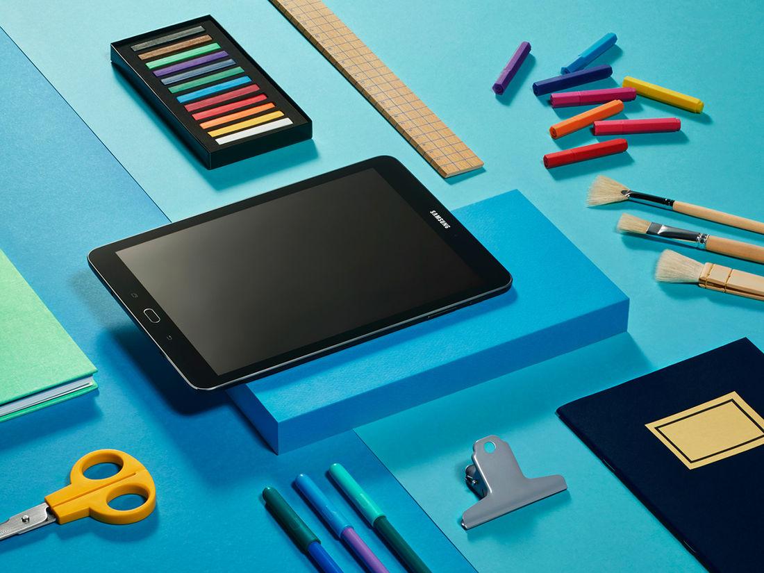 Samsung Galaxy Tab S2 on Behance