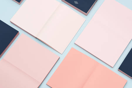 Stack Notebook on Behance
