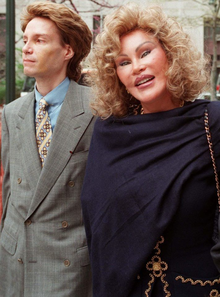 New York 'catwoman' Jocelyn Wildenstein mugshot revealed after her arrest for 'clawing her boyfriend's face'