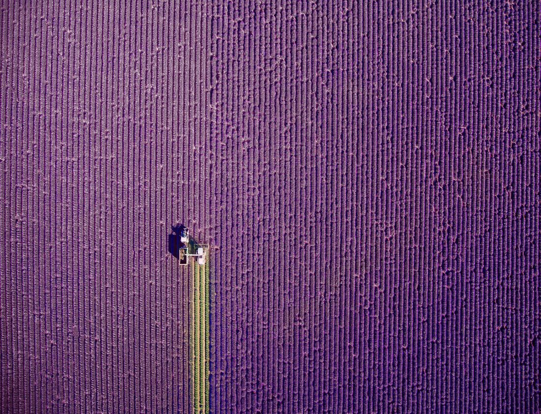 Drone photos: Dronestagram's best images of 2016 — Quartz