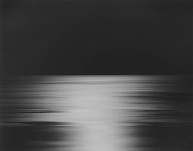 Hiroshi Sugimoto  North Pacific Ocean, Ohkurosaki (2013) | Artsy