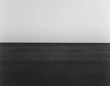 Hiroshi Sugimoto  Baltic Sea, Rugen (1996) | Artsy