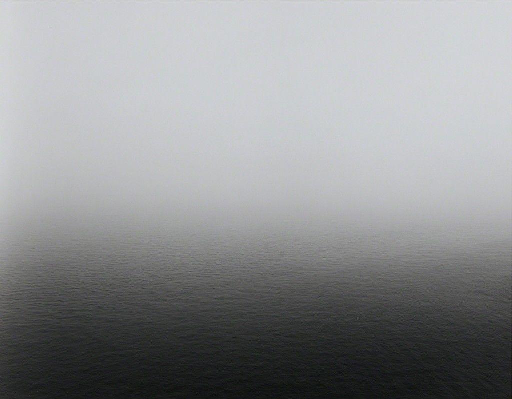 Hiroshi Sugimoto  English Channel, Fécamp (1989) | Artsy
