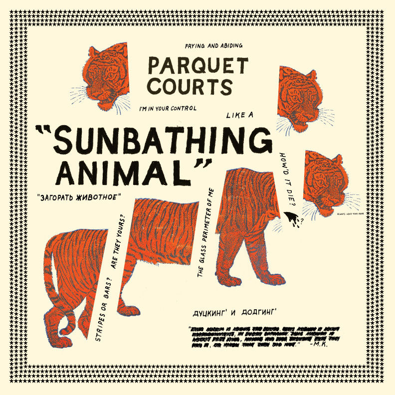 It's Nice That  Parquet Courts' Andrew Savage on the interchanging influence of art and music