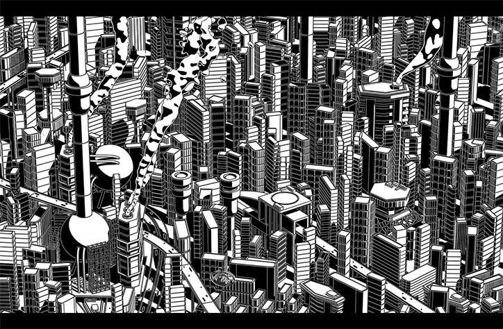 It's Nice That  Geriko's sweeping cinematic animation for Lorn