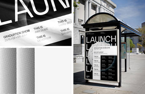 This is LAUNCH on Behance