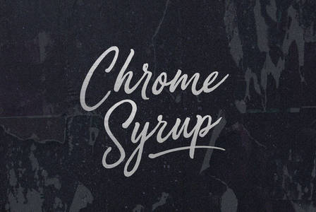 Chrome Syrup