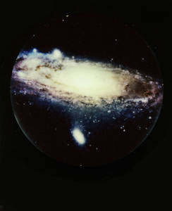 Impossible_Hubble Andromeda_MelanieKing