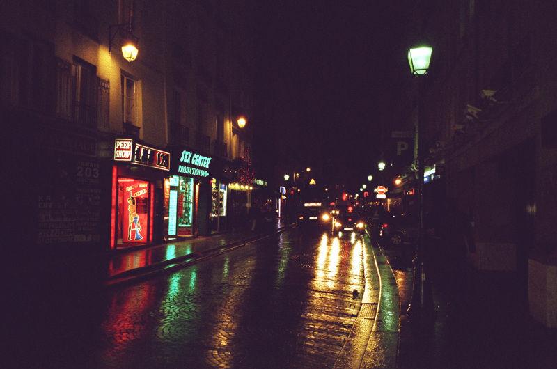 Couleurs de Paris - Anastasiia Chorna