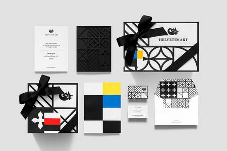Helvetimart on Behance