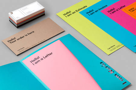 I am Nuria — Branding + Pantotarjetera on Behance