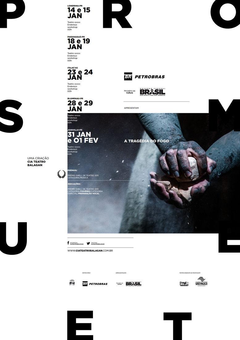 Prometheus - Cia Balagan - Posters on Behance