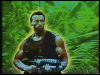 Predator Now on VHS! - YouTube