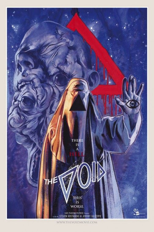 The Void Movie Poster (#2 of 5) - IMP Awards