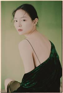 W magazine esom - hansol choe