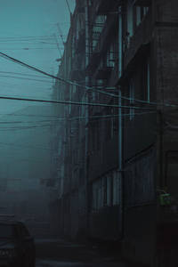 Fog on Behance