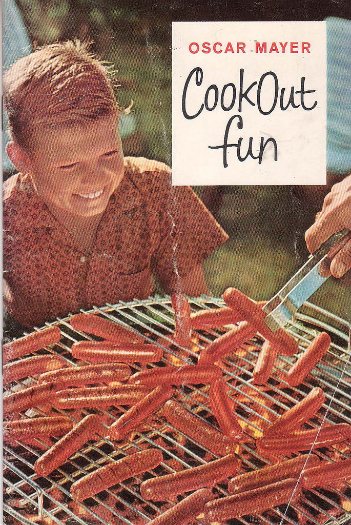Flickr Photo Download: Oscar Meyer CookOut Fun, 1959