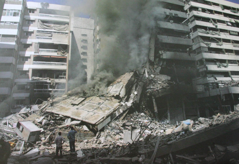 Flickr Photo Download: Re-destruction of Lebanon 2006