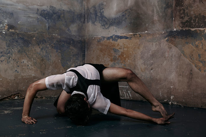 Clara Giaminardi, Objectifications, When fashion photography meets performing arts