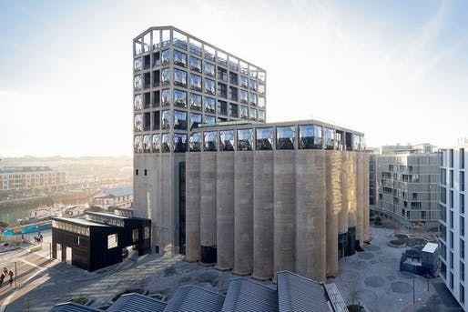 SouthAfrica'snewContemporaryArtmuseumopensinCapeTown'sformerGrainSiloNews|Archinect