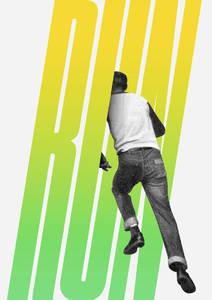 erre gálvez - typo/graphic posters