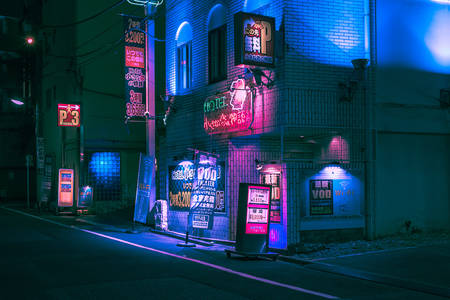 Neon Dreams on Behance