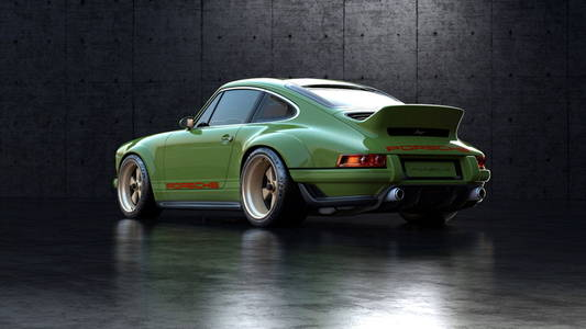 HeresWhatHappensWhenHigh-EndDesigners&EngineersOptimizea27-Year-OldPorsche-Core77