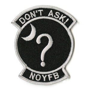 I Could Tell You But Then You Would Have to be Destroyed by Me: Emblems from the Pentagon's Black World  | GraphicHug™