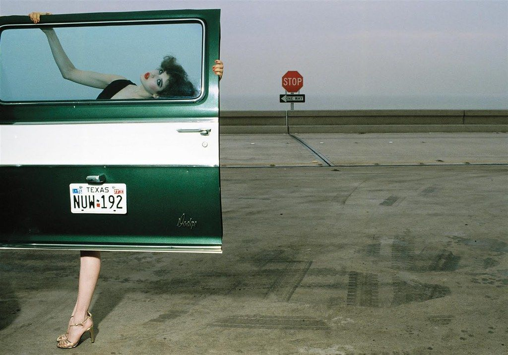 photos by Guy Bourdin: everyday_i_show