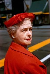 La mystérieuse photographe Vivian Maier en couleurs