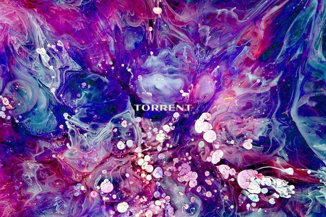 TorrentInkResinTextures