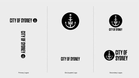 CityofSydneyIdentityonBehance