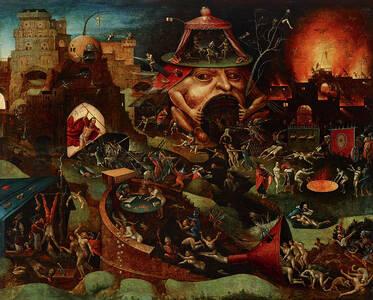 HieronymusBoschPainting-ChristInLimbo1575byHieronymusBosch
