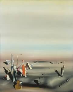 YvesTanguyImprevuTheUnforeseen(1940)|Artsy