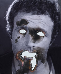 Flickr Photo Download: Self-Portrait of You + Me, (James Caan), 2006 Smoke and mirror
