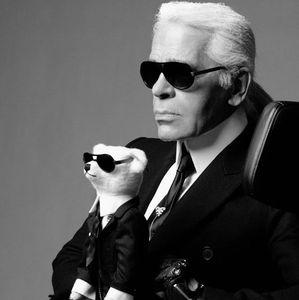 Karl Lagerfeld x Teddy Bear | Trend.Land