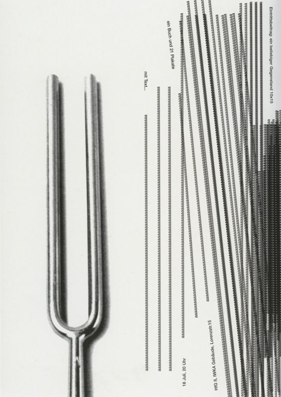 Flickr Photo Download: Graphic Design HfG Karlsruhe