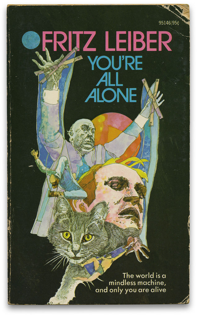 "Flickr Photo Download: ""You're All Alone"", 1972"