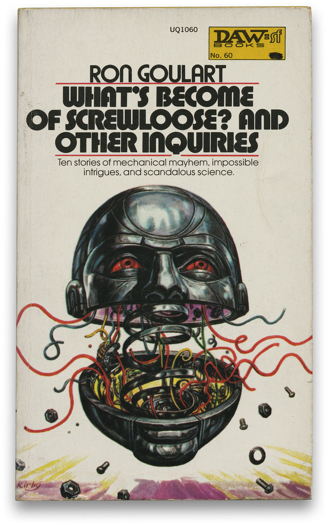 "Flickr Photo Download: ""What's Become of Screwloose? And Other Inquiries"", 1971"