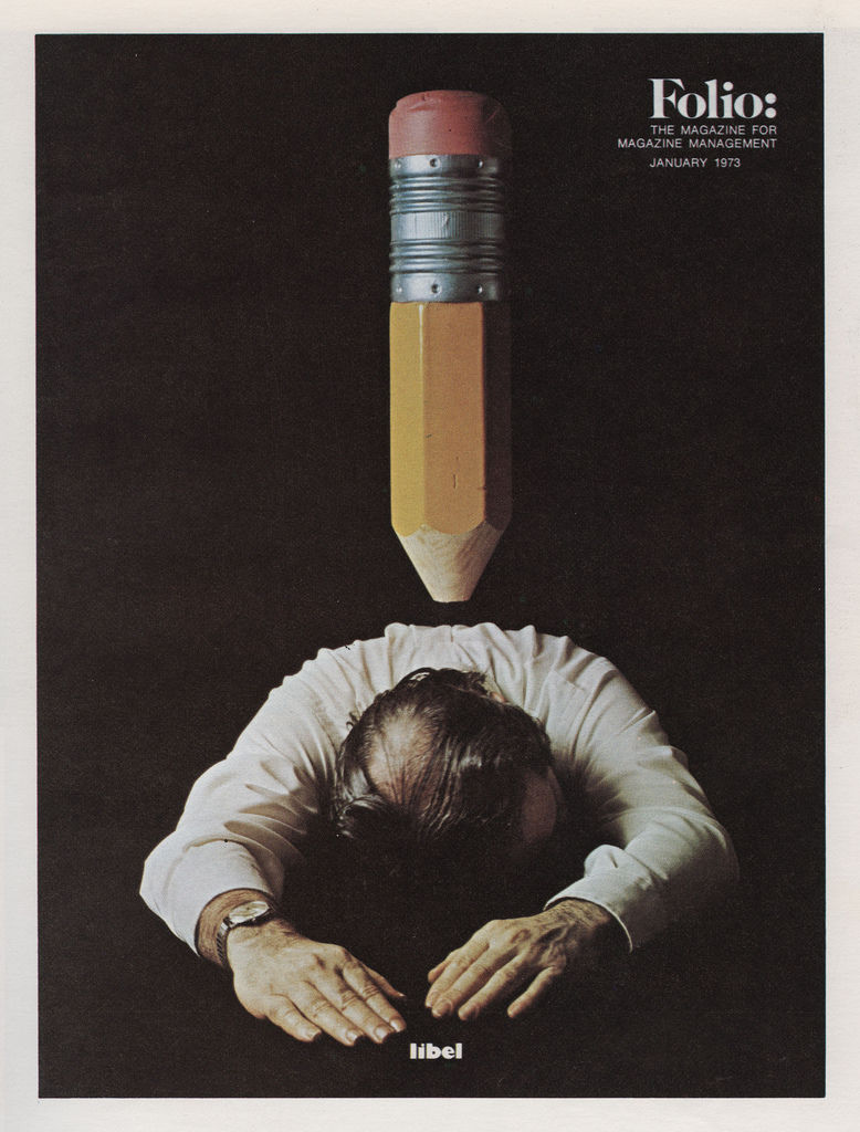 Flickr Photo Download: Folio Magazine, January 1973