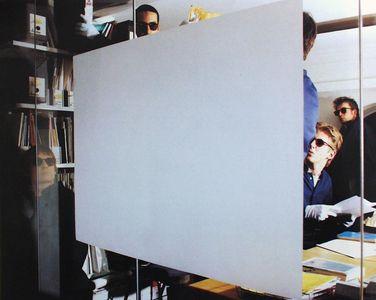 John Hilliard - Esposizioni - Studio Dabbeni -