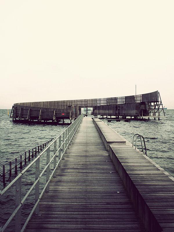 Seawater Lido : Kim Høltermand - Photography