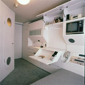 Capsule Housing | shu and joe