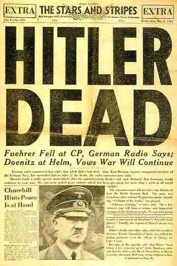 ADOLF HITLER MEIN KAMPF DER FUEHRER MEIN KAMPF SEIG HIEL GERMAN DICTATOR 1989 TO 1945